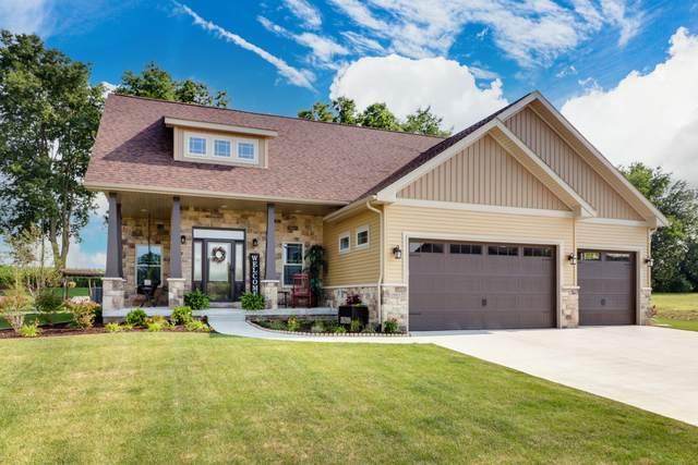 15953 Belfry Drive, Bloomington, IL 61705 (MLS #11145455) :: Suburban Life Realty