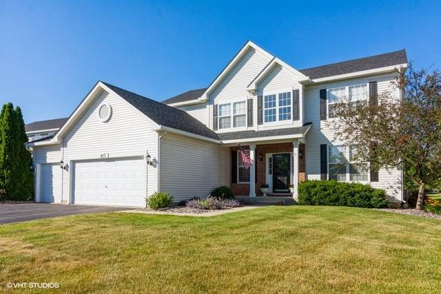 827 Spring Creek Circle, Naperville, IL 60565 (MLS #11145536) :: O'Neil Property Group