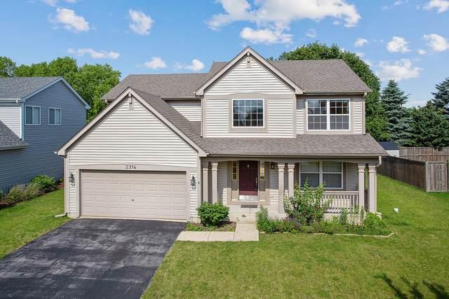 2314 Handley Lane, Aurora, IL 60502 (MLS #11145670) :: O'Neil Property Group