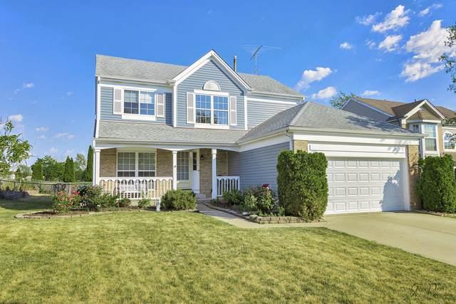 133 E Green Valley Court, Round Lake Beach, IL 60073 (MLS #11145799) :: O'Neil Property Group