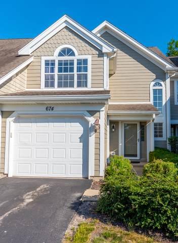 674 Kingsbridge Drive, Carol Stream, IL 60188 (MLS #11145813) :: O'Neil Property Group