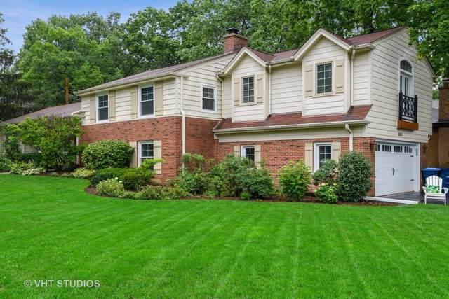 551 Woodvale Avenue, Deerfield, IL 60015 (MLS #11145890) :: O'Neil Property Group