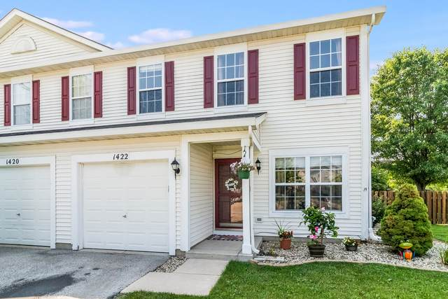 1422 Sherborn Court, Minooka, IL 60447 (MLS #11145919) :: O'Neil Property Group