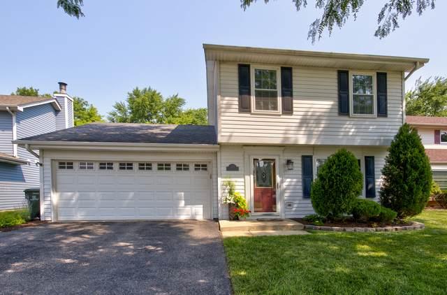 1313 Haverhill Circle, Naperville, IL 60563 (MLS #11145952) :: Suburban Life Realty
