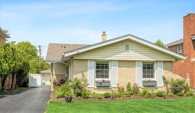 5236 Grand Avenue, Western Springs, IL 60558 (MLS #11145973) :: The Wexler Group at Keller Williams Preferred Realty