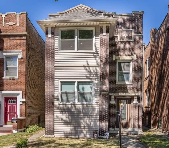 7546 S Calumet Avenue, Chicago, IL 60619 (MLS #11146164) :: O'Neil Property Group
