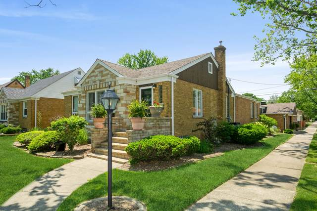 2500 S 8th Avenue, North Riverside, IL 60546 (MLS #11146241) :: O'Neil Property Group