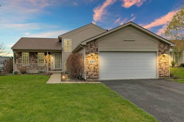 692 Creek Bend Lane, Antioch, IL 60002 (MLS #11146271) :: O'Neil Property Group