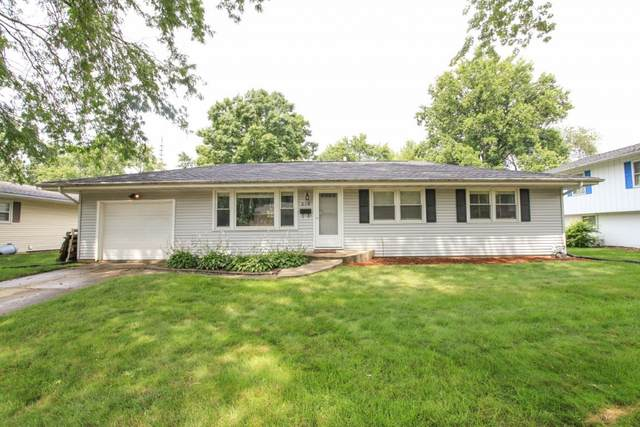 218 Hillside Lane, Bloomington, IL 61701 (MLS #11146406) :: O'Neil Property Group