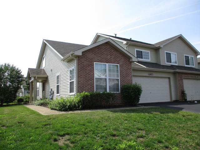 341 Capitol Drive D, Sugar Grove, IL 60554 (MLS #11146511) :: O'Neil Property Group
