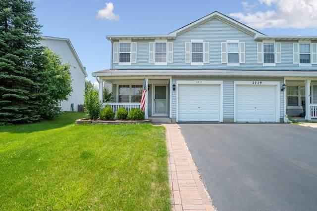 2717 River Bend Lane, Plainfield, IL 60586 (MLS #11146513) :: O'Neil Property Group