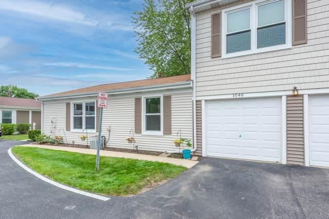 1046 Hampton Harbor #1046, Schaumburg, IL 60193 (MLS #11146546) :: O'Neil Property Group