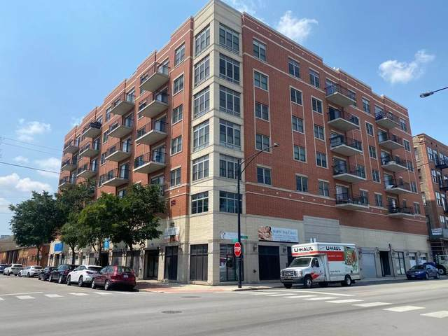 2322 S Canal Street #611, Chicago, IL 60616 (MLS #11146596) :: O'Neil Property Group