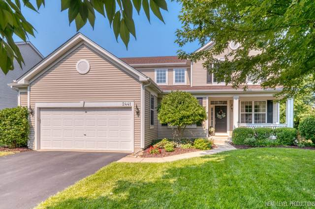 2441 Deer Point Drive, Montgomery, IL 60538 (MLS #11146744) :: O'Neil Property Group