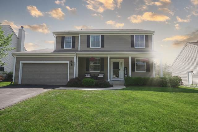 937 Singing Hills Drive, Volo, IL 60073 (MLS #11146751) :: O'Neil Property Group