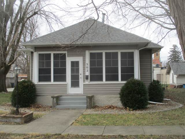 502 S Court Street, Tuscola, IL 61953 (MLS #11146876) :: Littlefield Group