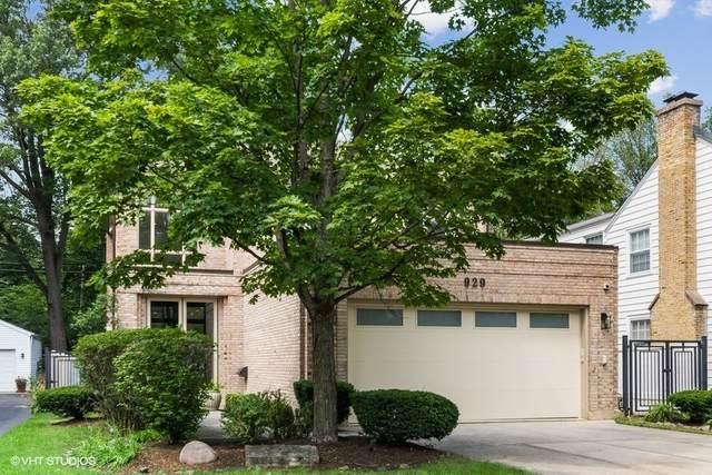 929 Marion Avenue, Highland Park, IL 60035 (MLS #11147007) :: Suburban Life Realty