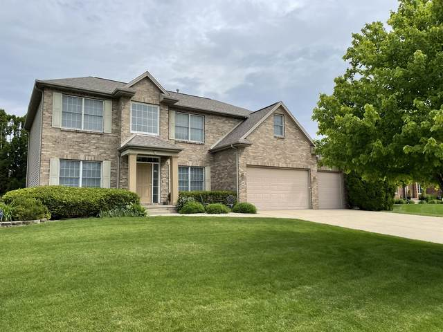 4 Weaver Court, Bloomington, IL 61704 (MLS #11147059) :: O'Neil Property Group