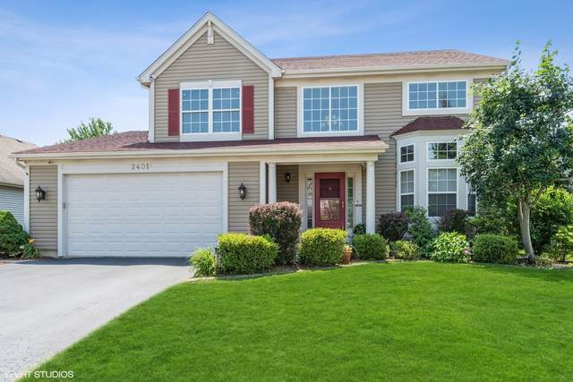 2401 Forsyth Lane, Aurora, IL 60502 (MLS #11147183) :: O'Neil Property Group