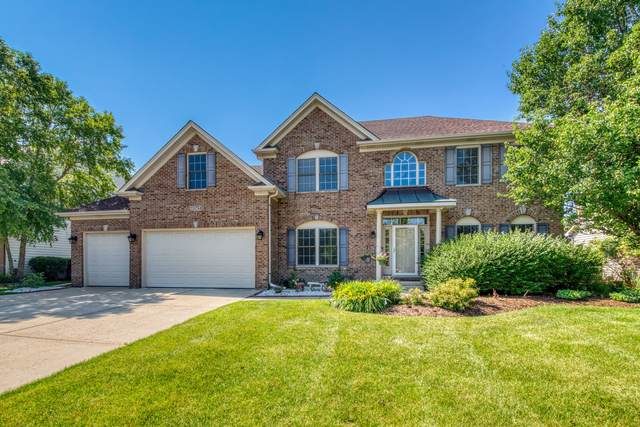 25754 W Sunnymere Drive, Plainfield, IL 60585 (MLS #11147202) :: O'Neil Property Group