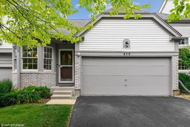 419 Orleans Avenue, Naperville, IL 60565 (MLS #11147220) :: John Lyons Real Estate