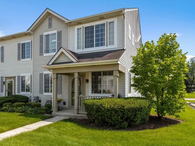 1526 Azalea Circle, Romeoville, IL 60446 (MLS #11147351) :: O'Neil Property Group