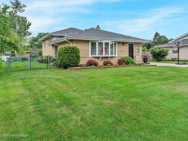 11121 84th Place, Willow Springs, IL 60480 (MLS #11147452) :: The Wexler Group at Keller Williams Preferred Realty