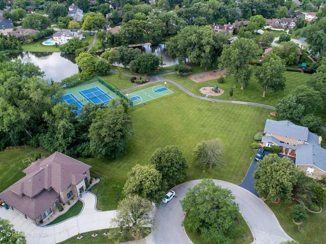 201 Wood Glen Lane, Oak Brook, IL 60523 (MLS #11147545) :: John Lyons Real Estate