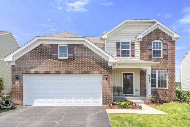 4315 Fraser Circle, Naperville, IL 60564 (MLS #11147592) :: Jacqui Miller Homes