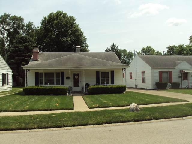 46 Gerald Road, Rantoul, IL 61866 (MLS #11147608) :: Suburban Life Realty