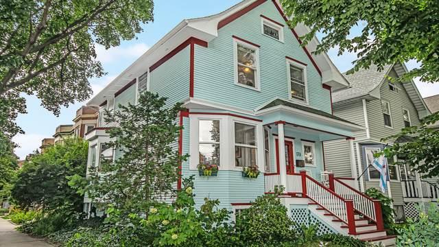 1701 W Farragut Avenue, Chicago, IL 60640 (MLS #11147795) :: Jacqui Miller Homes