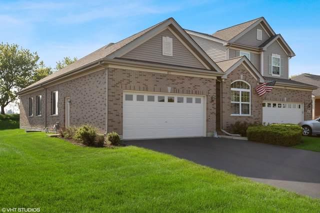 871 Eineke Boulevard, Algonquin, IL 60102 (MLS #11147836) :: Suburban Life Realty