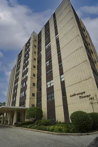 141 N La Grange Road #806, La Grange, IL 60525 (MLS #11147885) :: Angela Walker Homes Real Estate Group
