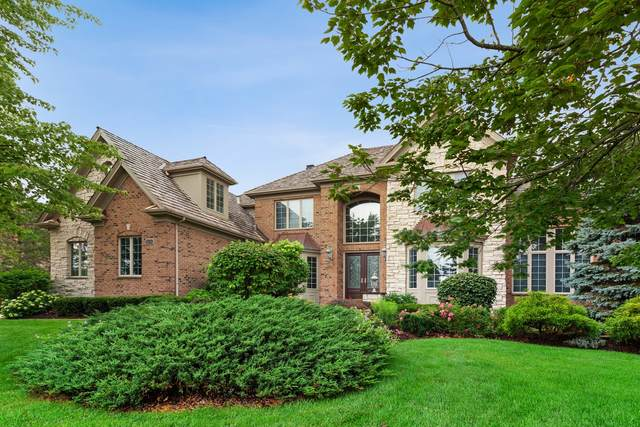 8650 Crest Court, Burr Ridge, IL 60527 (MLS #11148016) :: The Wexler Group at Keller Williams Preferred Realty