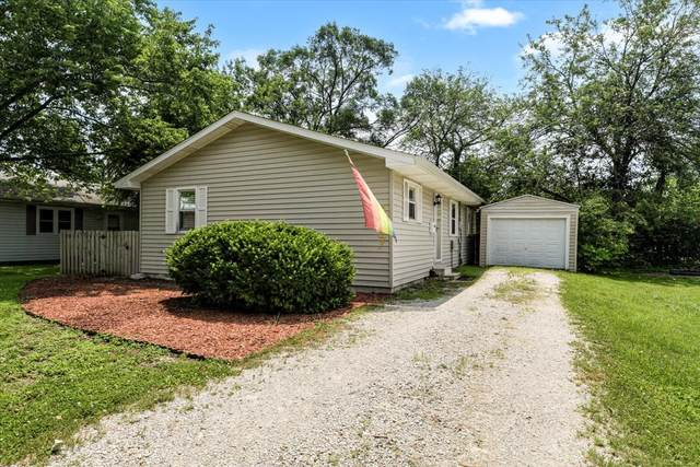 307 Thompson Street, Urbana, IL 61801 (MLS #11148045) :: O'Neil Property Group