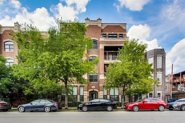 1116 W Hubbard Street 2W, Chicago, IL 60642 (MLS #11148060) :: Lux Home Chicago