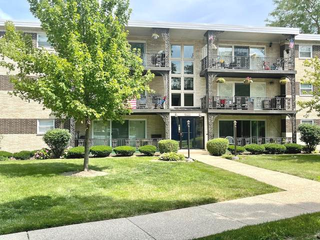 1003 8th Avenue #10, La Grange, IL 60525 (MLS #11148070) :: Angela Walker Homes Real Estate Group