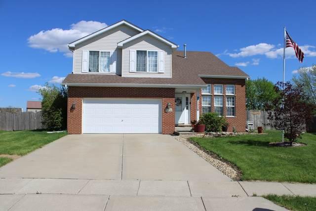 2404 Red Oak Court, Plainfield, IL 60586 (MLS #11148119) :: Jacqui Miller Homes