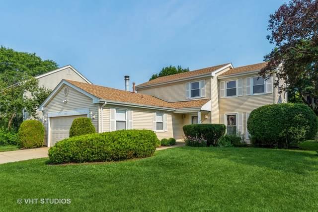 1537 Bunescu Lane, Buffalo Grove, IL 60089 (MLS #11148144) :: O'Neil Property Group