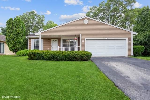336 Westbrook Circle, Naperville, IL 60565 (MLS #11148179) :: O'Neil Property Group