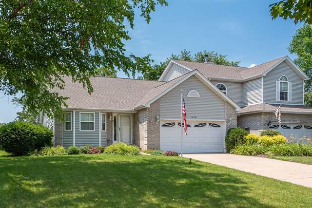 16008 Fairfield Drive, Plainfield, IL 60586 (MLS #11148236) :: O'Neil Property Group