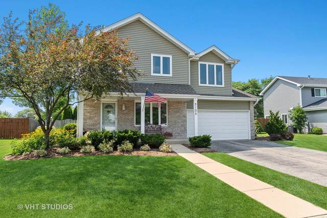 3135 Diane Drive, Aurora, IL 60504 (MLS #11148341) :: Jacqui Miller Homes