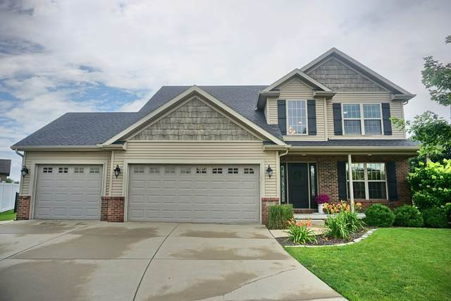 1325 Bryce Court, Normal, IL 61761 (MLS #11148399) :: Suburban Life Realty