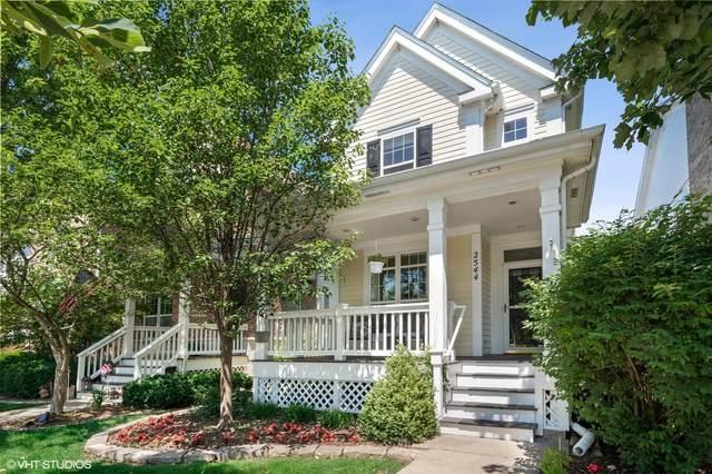 2544 Violet Street, Glenview, IL 60026 (MLS #11148432) :: John Lyons Real Estate