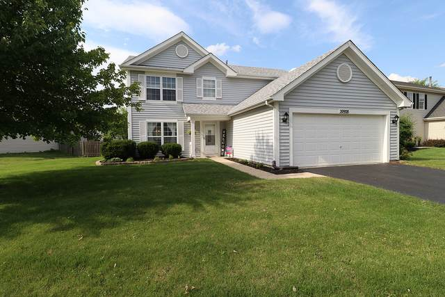 20928 W Barrington Lane, Plainfield, IL 60544 (MLS #11148448) :: Suburban Life Realty