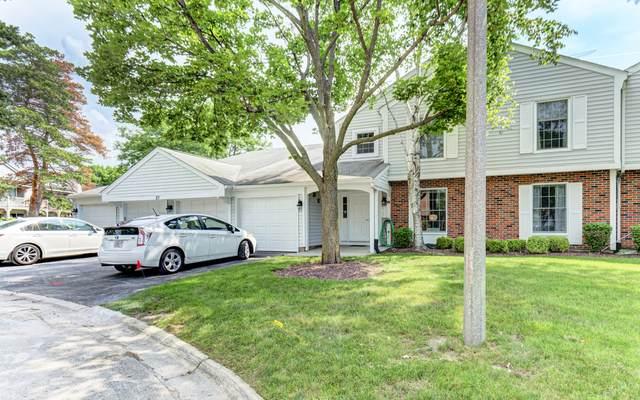 23 Glencoe Court 102B, Naperville, IL 60565 (MLS #11148472) :: Jacqui Miller Homes