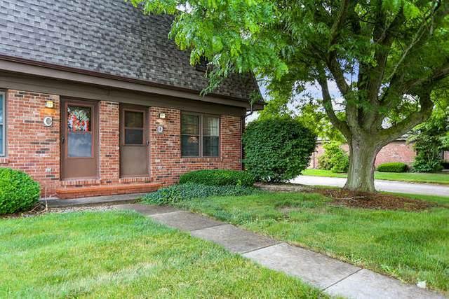 1601 Lyndhurst Drive D, Savoy, IL 61874 (MLS #11148608) :: Ryan Dallas Real Estate