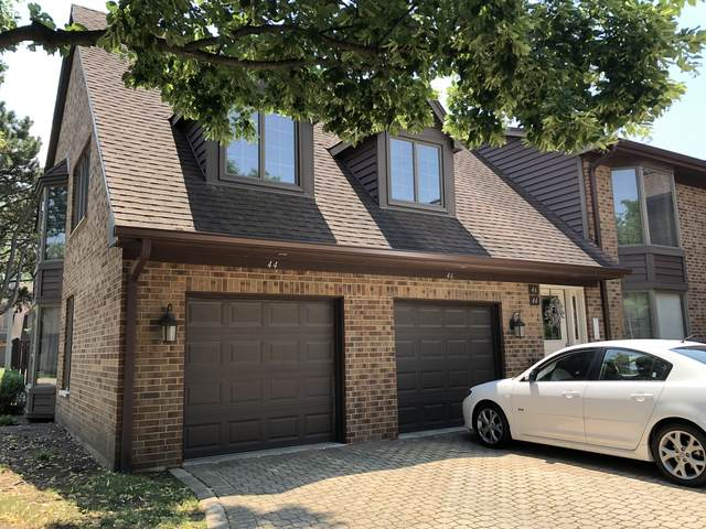 44 Kings Court #44, Westchester, IL 60154 (MLS #11148625) :: O'Neil Property Group