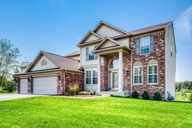 612 Somerset Avenue, West Dundee, IL 60118 (MLS #11148697) :: O'Neil Property Group