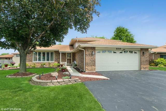 8306 Michelle Lane, Tinley Park, IL 60477 (MLS #11148707) :: O'Neil Property Group
